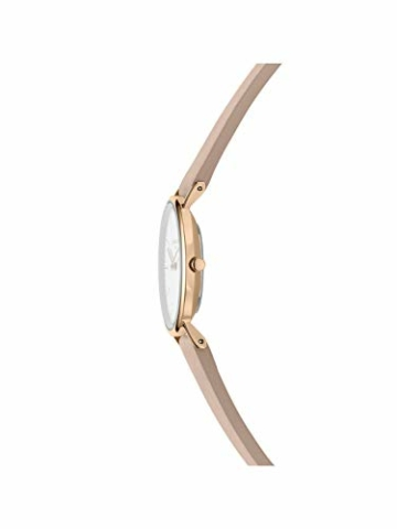 Liebeskind Berlin Damen Analog Quarz Uhr mit Leder Armband LT-0166-LQ - 3