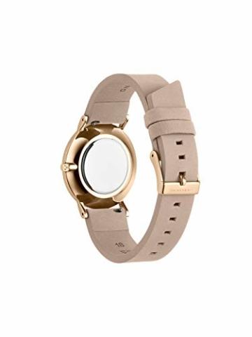 Liebeskind Berlin Damen Analog Quarz Uhr mit Leder Armband LT-0166-LQ - 4