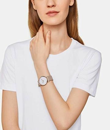 Liebeskind Berlin Damen Analog Quarz Uhr mit Leder Armband LT-0166-LQ - 6