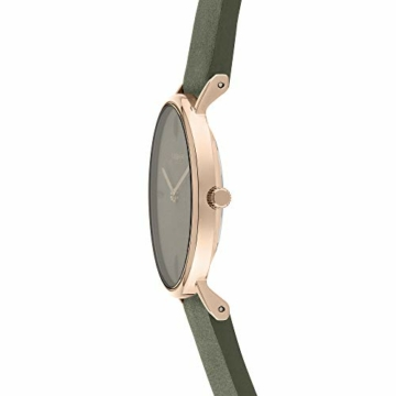 Liebeskind Berlin Damen Analog Quarz Uhr mit Leder Armband LT-0204-LQ - 3