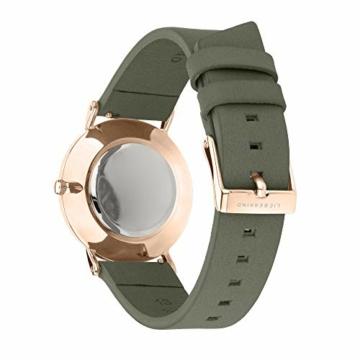 Liebeskind Berlin Damen Analog Quarz Uhr mit Leder Armband LT-0204-LQ - 4