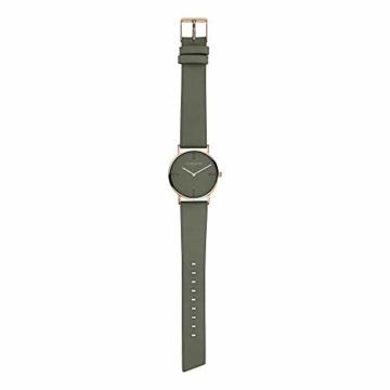 Liebeskind Berlin Damen Analog Quarz Uhr mit Leder Armband LT-0204-LQ - 5