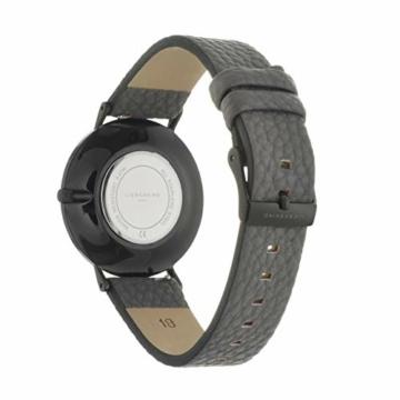 Liebeskind Berlin Damen Analog Quarz Uhr mit Leder Armband LT-0256-LQ - 2