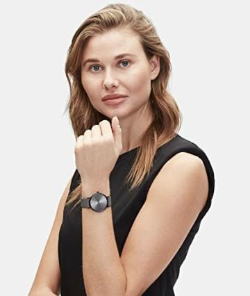 Liebeskind Berlin Damen Analog Quarz Uhr mit Leder Armband LT-0256-LQ - 3