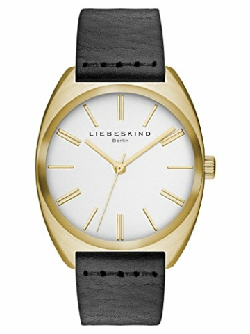 Liebeskind Berlin Damen-Armbanduhr Vegetable Analog Quarz LT-0024-LQ - 1