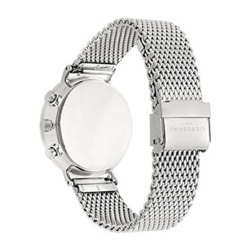 Liebeskind Berlin Damen Multi Zifferblatt Quarz Uhr mit Edelstahl Armband LT-0191-MM - 4