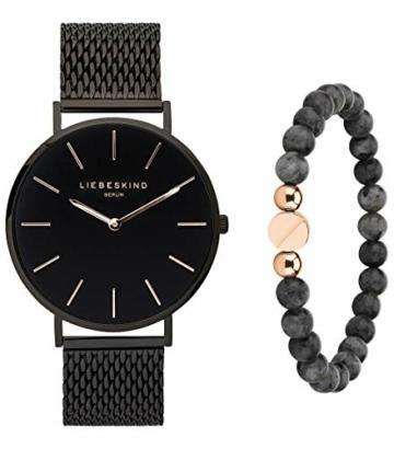 Liebeskind Berlin Set Armbanduhr und Armband - 1