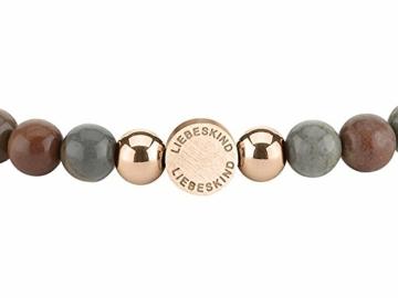 Liebeskind Berlin Set aus Armbanduhr und Beadarmband LS-0072-LQB - 6
