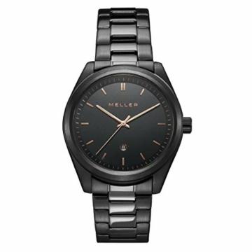 MELLER - Maya Baki Black - Uhren für Damen und Herren - 1