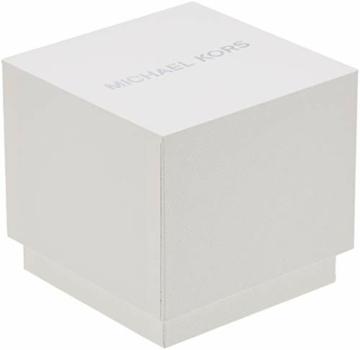 Michael Kors Damen Analog Quarz Uhr mit Edelstahl Armband MK3493 - 6