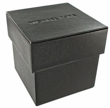Michael Kors Damen Analog Quarz Uhr mit Edelstahl Armband MK5784 - 4
