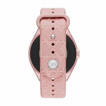 Michael Kors Damen Gen 5E MKGO Touchscreen Smartwatch mit Lautsprecher, Herzfrequenz, GPS, NFC und Smartphone Benachrichtigungen - 3