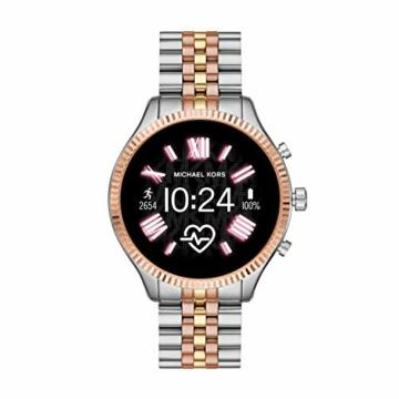 Michael Kors Damen Smartwatch mit Edelstahl Armband MKT5080 - 1