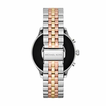 Michael Kors Damen Smartwatch mit Edelstahl Armband MKT5080 - 2