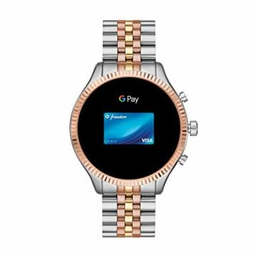 Michael Kors Damen Smartwatch mit Edelstahl Armband MKT5080 - 5