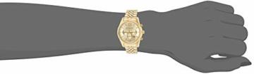 Michael Kors Herren Chronograph Quarz Uhr mit Edelstahl Armband MK8281 - 5