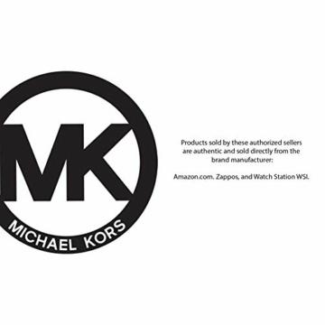 Michael Kors Herren Chronograph Quarz Uhr mit Edelstahl Armband MK8281 - 7