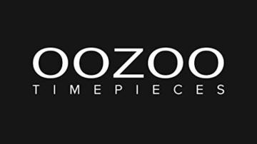 Oozoo Armbanduhr Basic Line mit Lederband 47 MM Pinkgrau/Pinkgrau C1058 - 2