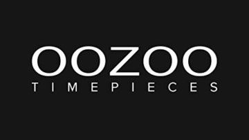 Oozoo XXL Armbanduhr Basic Line mit Lederband 52 MM Pinkgrau/Pinkgrau C1008 - 2