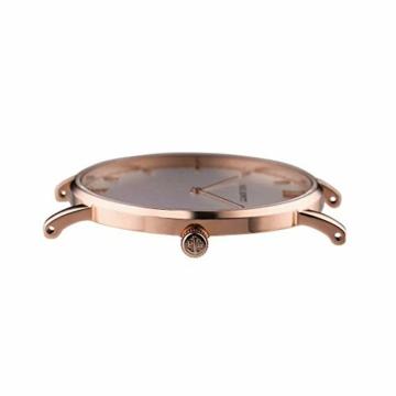 PAUL HEWITT Armbanduhr Damen Sailor Line White Sand - Damen Uhr (Rosegold), Damenuhr Edelstahlarmband in Rosegold, weißes Ziffernblatt - 4