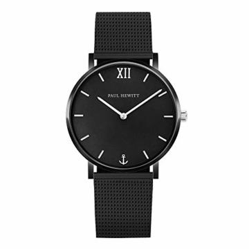 PAUL HEWITT Geschenk für Männer und Frauen Perfect Match - Geschenk Box mit Armbanduhr (Sailor Line) und Armband (PHREP), Damen und Herren - 2