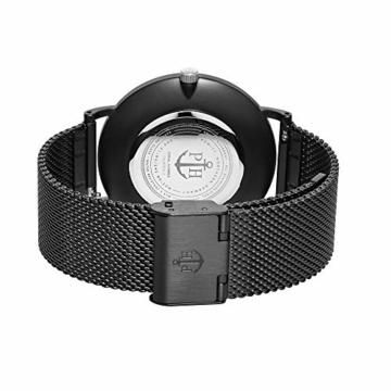 PAUL HEWITT Geschenk für Männer und Frauen Perfect Match - Geschenk Box mit Armbanduhr (Sailor Line) und Armband (PHREP), Damen und Herren - 5
