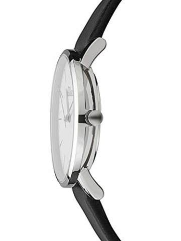s.Oliver Damen Analog Quarz Armbanduhr mit Lederarmband SO-3440-LQ - 4