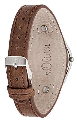 s.Oliver Damen Analog Quarz Armbanduhr SO-2946-LQ - 2