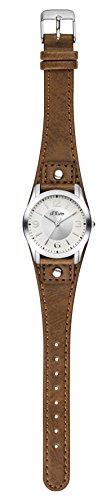 s.Oliver Damen Analog Quarz Armbanduhr SO-2946-LQ - 4