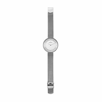 Skagen Damen Analog Quarz Uhr mit Edelstahl Armband SKW2140 - 4