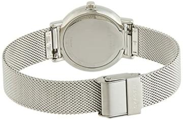 Skagen Damen Analog Quarz Uhr mit Edelstahl Armband SKW2692 - 2
