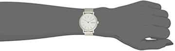 Skagen Damen Analog Quarz Uhr mit Edelstahl Armband SKW2692 - 4