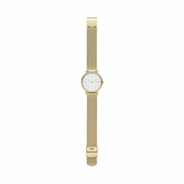 Skagen Damen Analog Quarz Uhr mit Edelstahl Armband SKW2693 - 3