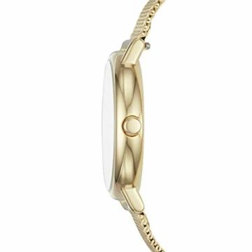 Skagen Damen Analog Quarz Uhr mit Edelstahl Armband SKW2693 - 4