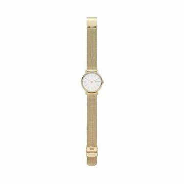 Skagen Damen Analog Quarz Uhr mit Edelstahl Armband SKW2693 - 5