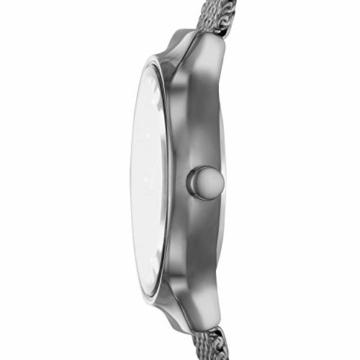 Skagen Damen Analog Quarz Uhr mit Edelstahl Armband SKW2700 - 2
