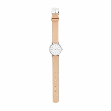 Skagen Damen Analog Quarz Uhr mit Leder Armband SKW2839 - 4