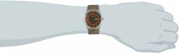Skagen Herren Analog Quarz Uhr mit Edelstahl Armband SKW6007 - 5