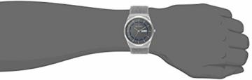 Skagen Herren Analog Quarz Uhr mit Edelstahl Armband SKW6078 - 6