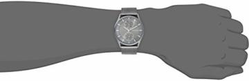 Skagen Herren Analog Quarz Uhr mit Edelstahl Armband SKW6180 - 5