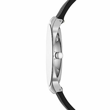 Skagen Herren Analog Quarz Uhr mit Leder Armband SKW6459 - 2