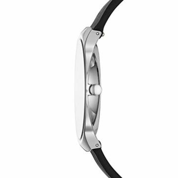 Skagen Herren Analog Quarz Uhr mit Leder Armband SKW6459 - 3