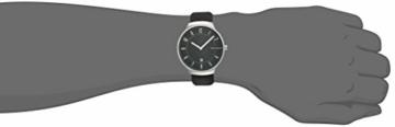 Skagen Herren Analog Quarz Uhr mit Leder Armband SKW6459 - 4