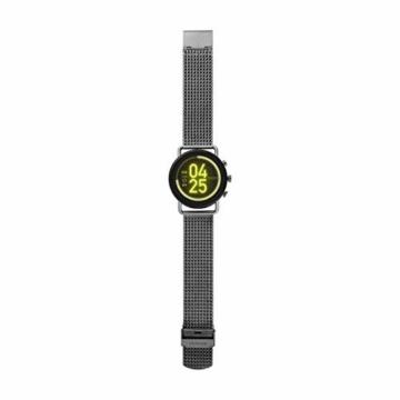 Skagen Smartwatch HR Falster 3 - Milanaise Tracking der Herzfrequenz, Google Assistant, Smartphone Benachrichtigungen, Aktivitätstracking, Google Pay und GPS - 3