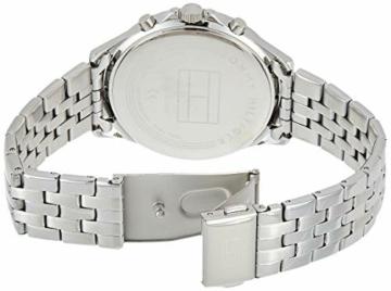 Tommy Hilfiger Damen Multi Zifferblatt Quarz Uhr mit Edelstahl Armband 1781976 - 2