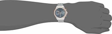 Tommy Hilfiger Damen Multi Zifferblatt Quarz Uhr mit Edelstahl Armband 1781976 - 4