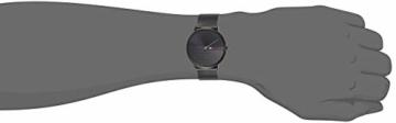 Tommy Hilfiger Unisex Analog Quarz Uhr mit Edelstahl Armband 1791464 - 6