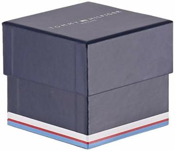 Tommy Hilfiger Unisex Analog Quarz Uhr mit Edelstahl Armband 1791464 - 8